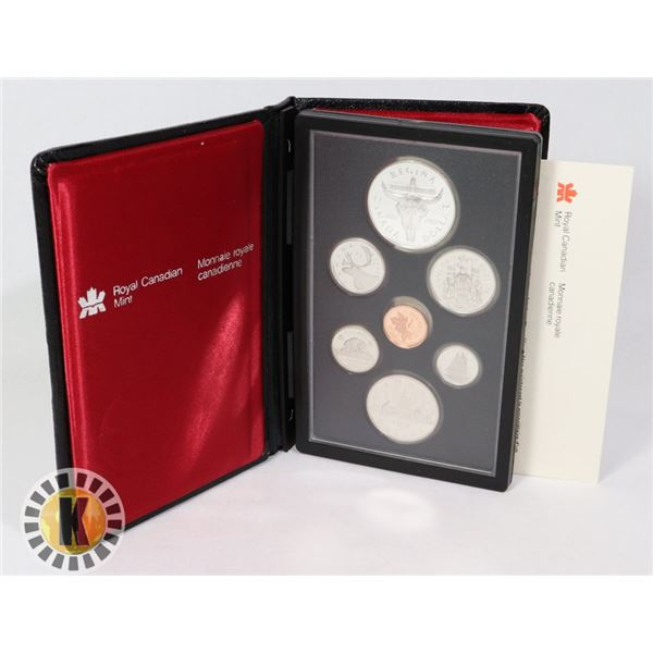 1982 CANADIAN DOUBLE DOLLAR PROOF COIN SET