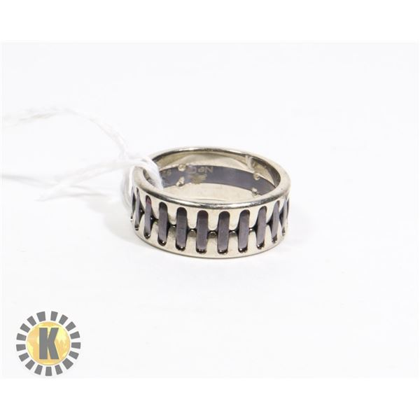 STAINLESS STEEL RING- NEW (69)