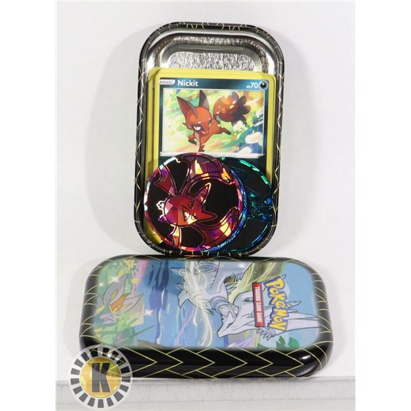 SHINING FATES COLLECTORS TIN WITH CARDS