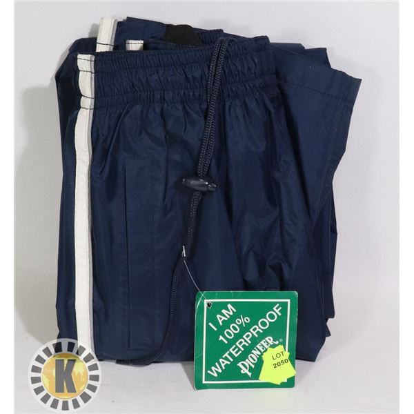 WATER PROOF TRACK PANT