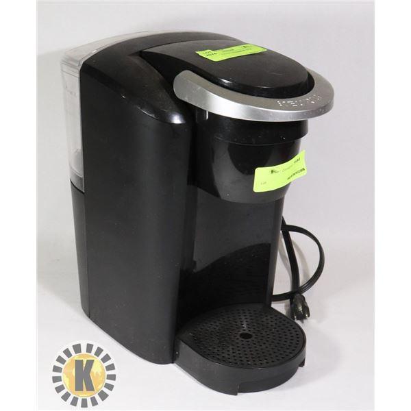 KEURIG COFFEE MAKER BLACK