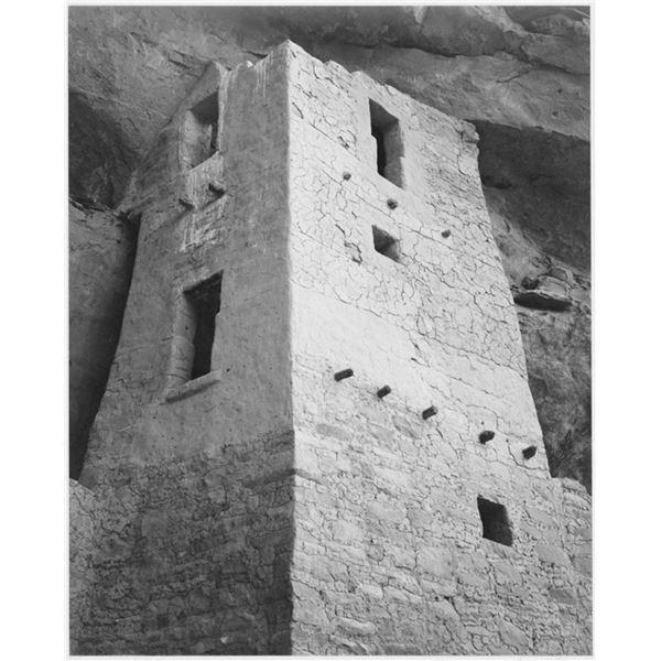 Adams - Mesa Verde National Park Cliff Dwellings 2