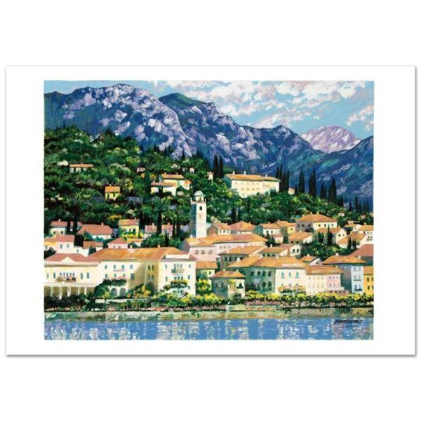 """Bellagio Hillside"" Limited Edition Serigraph by Howard Behrens (1933-2014), Num"