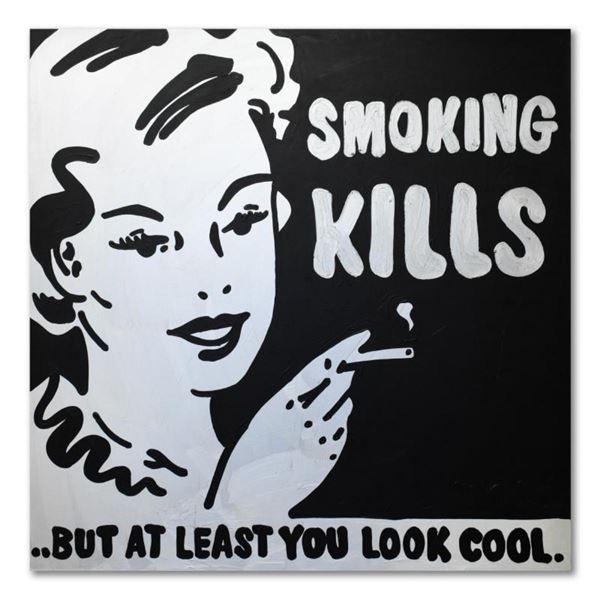 Smoking Kills by Goldman Original
