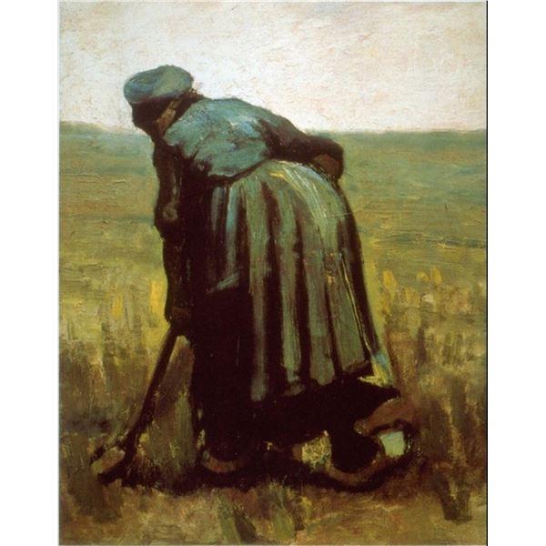 Van Gogh - Digging