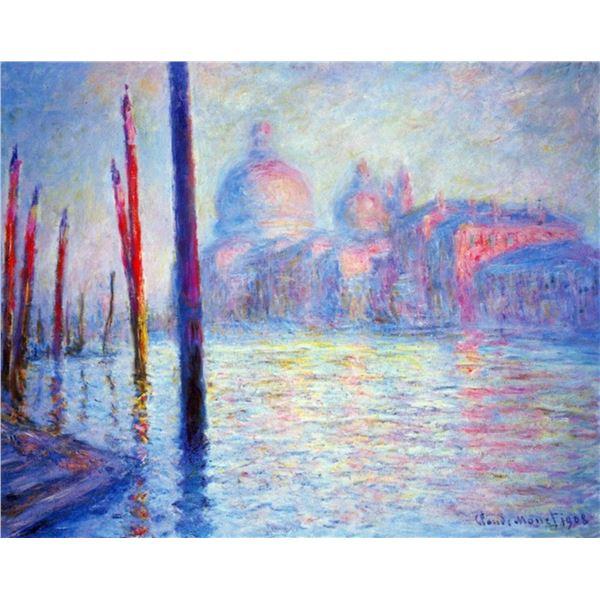 Claude Monet - Canal Grand