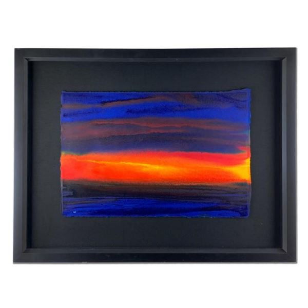 Abstract by Wyland Original