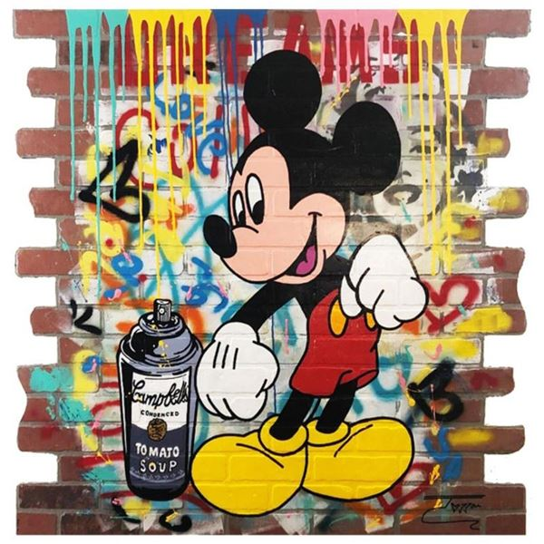 Mickey's Tomato Soup by Jozza Original