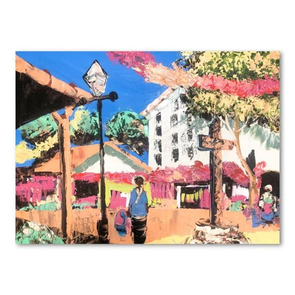 Afternoon on Olivera St by Henrie (1932-1999)