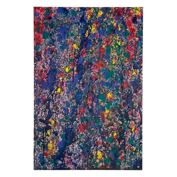 Colorburts 8 by Wyland Original