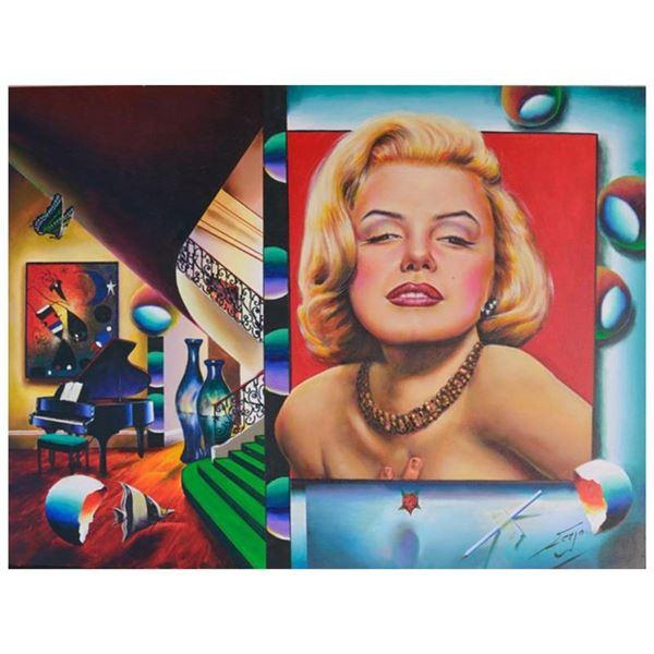 Glamorous Marilyn by Ferjo Original