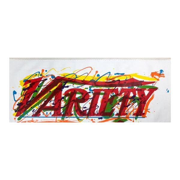 Variety by Steve Kaufman (1960-2010)