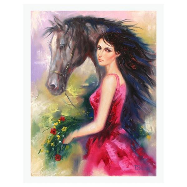 Lady Of The West by Sidan Original