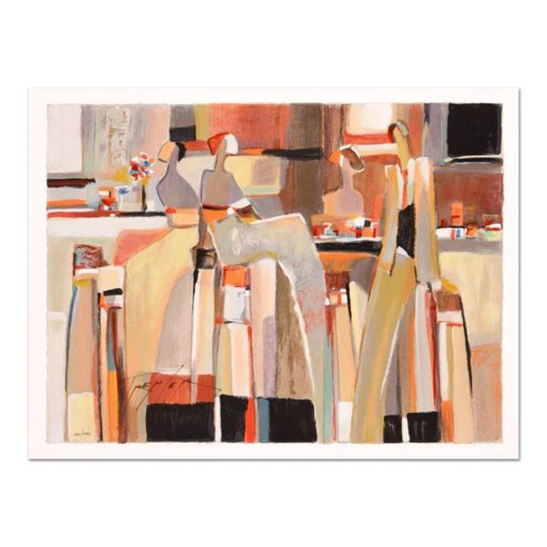 Yuri Tremler, Limited Edition Serigraph by Yuri Tremler, Hand Signed with Certif