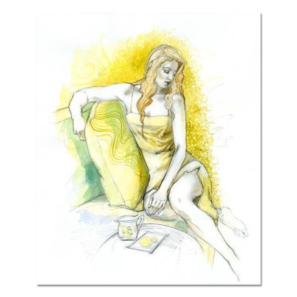 Primary Yellow by Sotskova Original