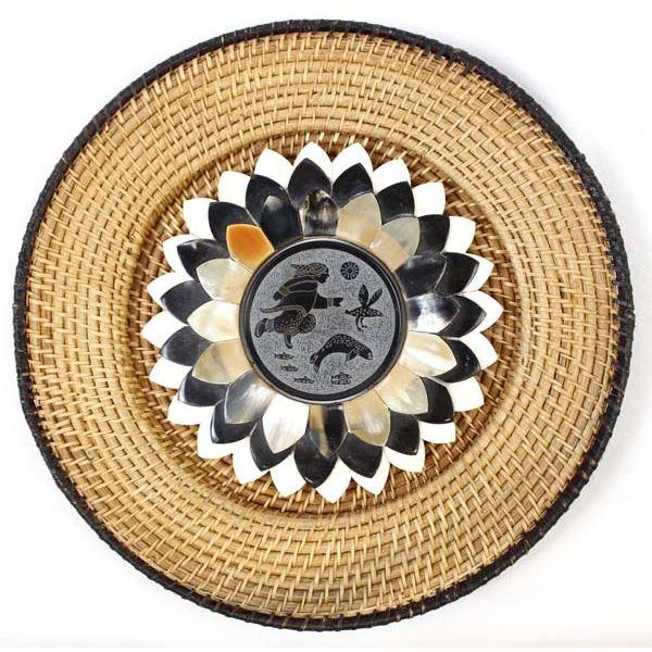 Artisan Hand Crafted Basket