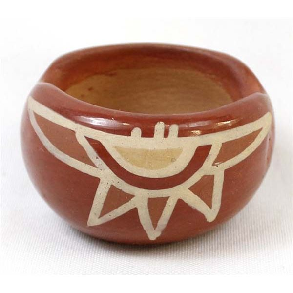 Historic Santa Clara Pottery Bowl