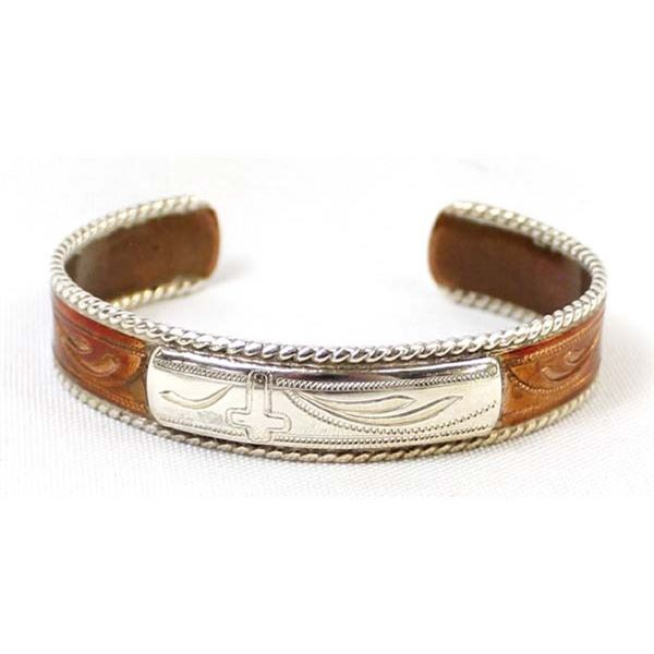 Bill Bowman Custom Jewelry Copper Cuff Bracelet