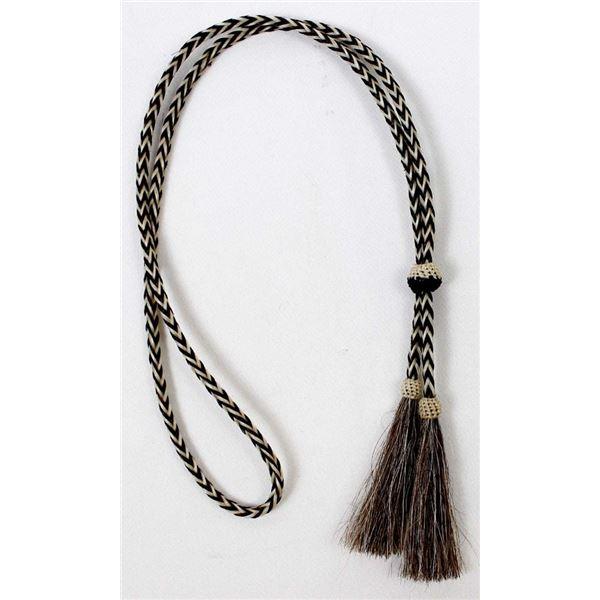 Navajo Horse Hair Hat Band