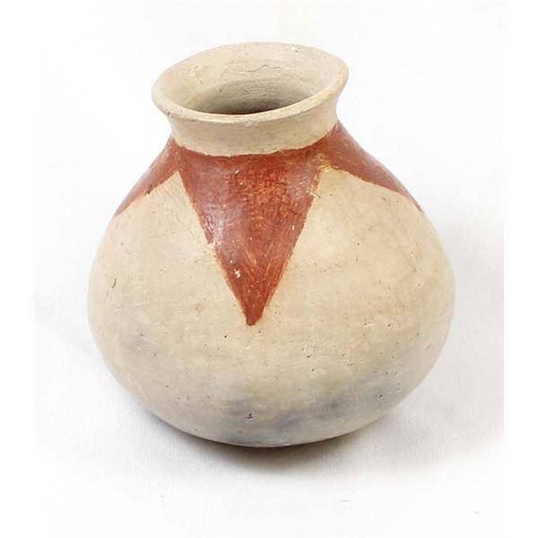 Vintage Traditional Tarahumara Pottery Vase