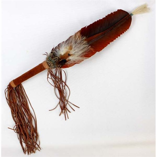 Native American Feather Smudge Fan