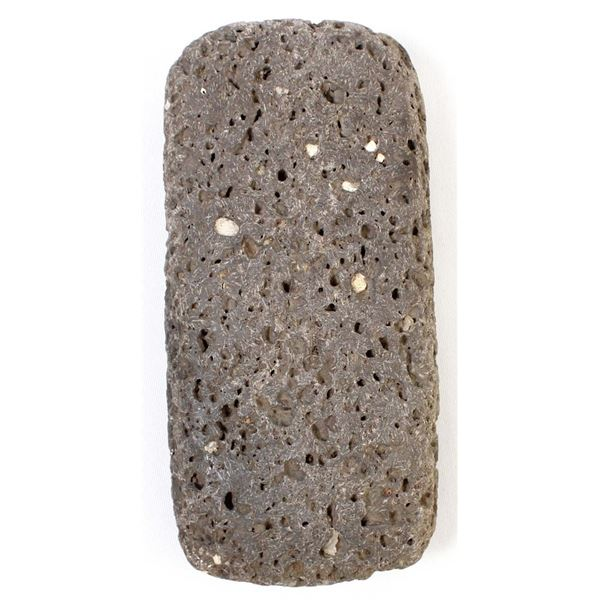 Prehistoric Lava Rock Mano Grinding Stone