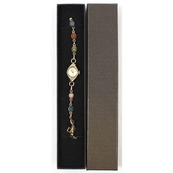 Arizona Estate Gold Filled Watch Band