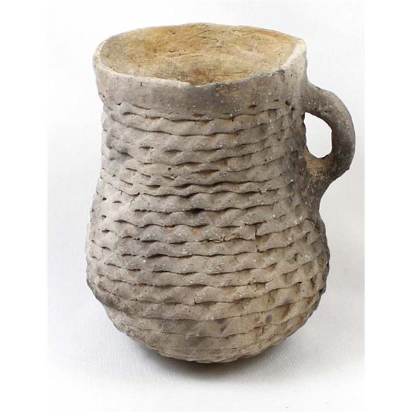 Prehistoric Native American Pottery Pitcher