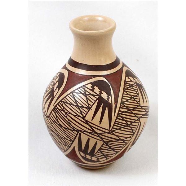 Hopi Pottery Vase by Carla Nampeyo