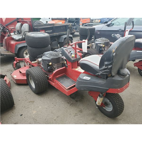 2014 FERRIS PRO MOWER, GAS, RED, VIN # 2016859043