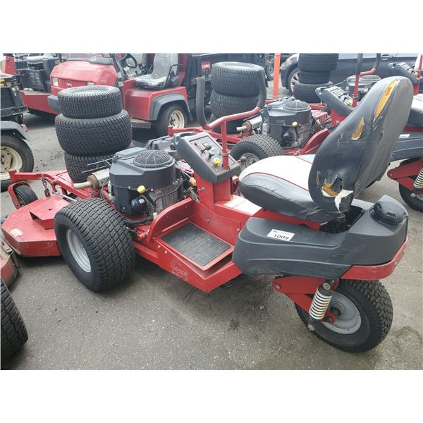 2014 FERRIS PRO MOWER, GAS, RED, VIN # 2016859036