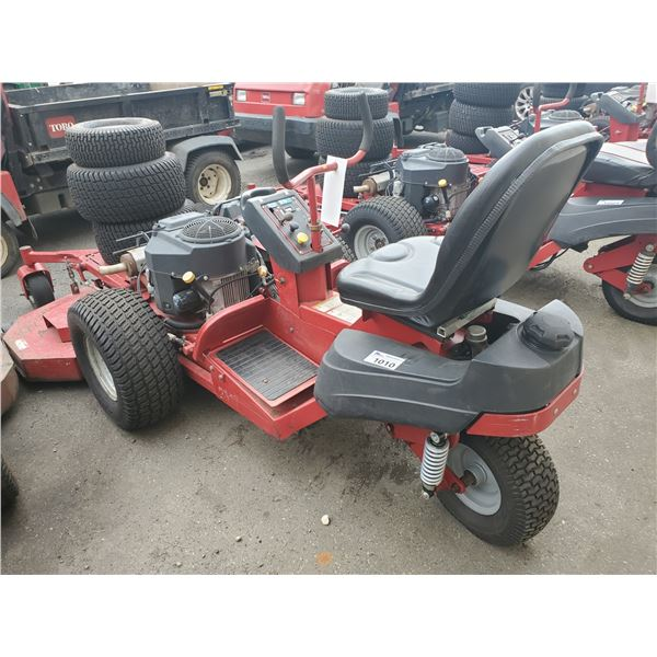2014 FERRIS PRO MOWER, GAS, RED, VIN # 2016859033