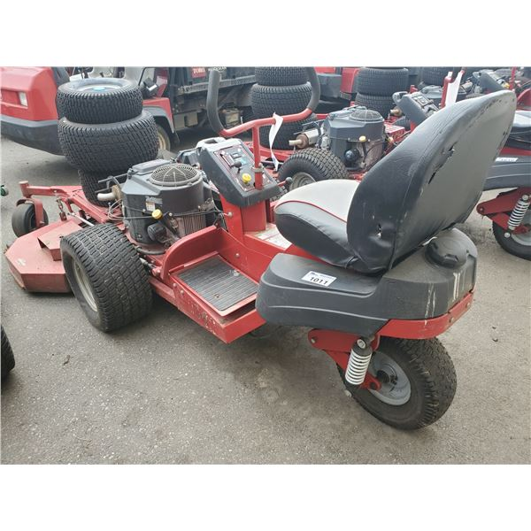 2015 FERRIS MOWER, GAS, RED, VIN # 2017045403