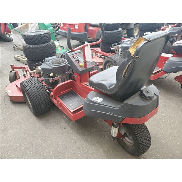 2014 FERRIS PRO MOWER, GAS, RED, VIN # 2016859044
