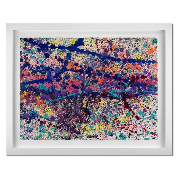 "Wyland ""Colors 88"" Original Watercolor on Paper"