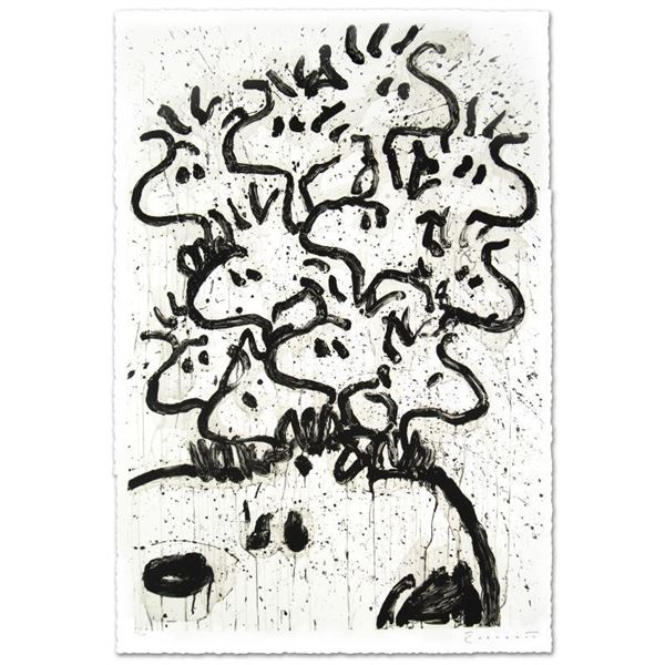"Tom Everhart ""Party Crashers"" Limited Edition Lithograph"
