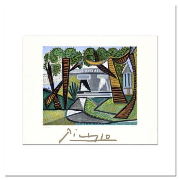 "Pablo Picasso ""La vet Galant"" Limited Edition Lithograph"