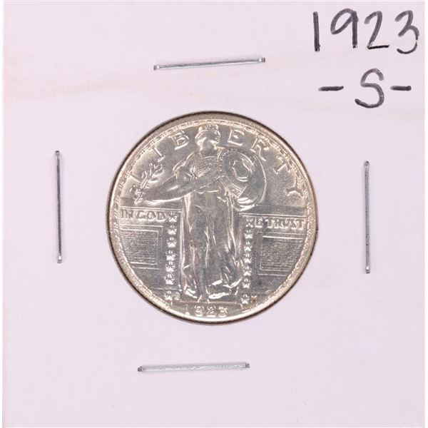 1923-S Standing Liberty Quarter Coin