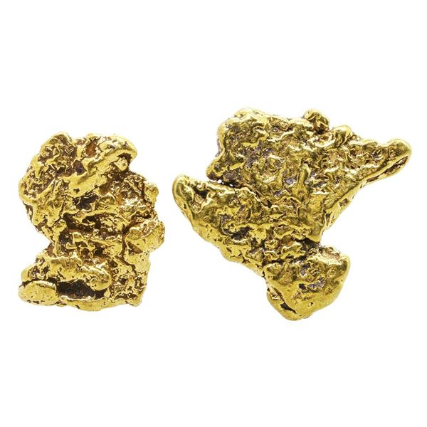 Lot of Gold Nuggets 7.15 Grams Total Weight