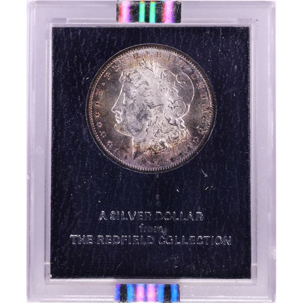 1891-S $1 Morgan Silver Dollar Coin Redfield Hoard NGC MS61