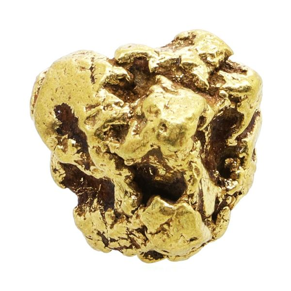 4.39 Gram Gold Nugget