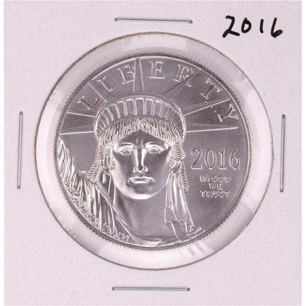 2016 $100 American Platinum Eagle Coin