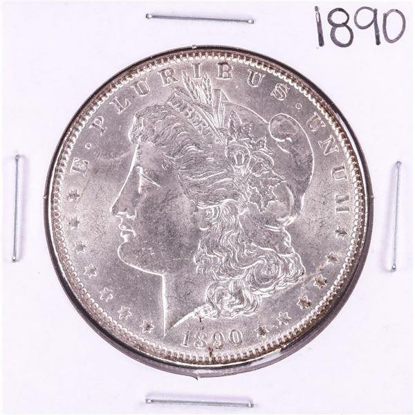 1890 $1 Morgan Silver Dollar Coin