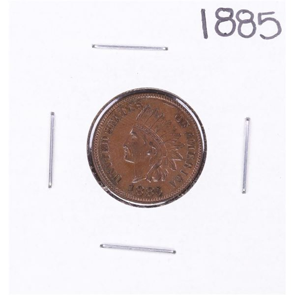 1885 Indian Head Cent Coin
