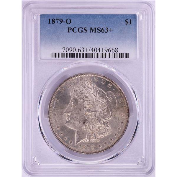 1879-O $1 Morgan Silver Dollar Coin PCGS MS63+