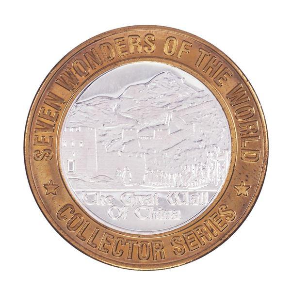 .999 Fine Silver Isle of Capri Casino Biloxi, MS $10 Limited Edition Gaming Token