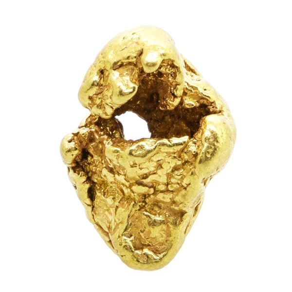 3.25 Gram Gold Nugget