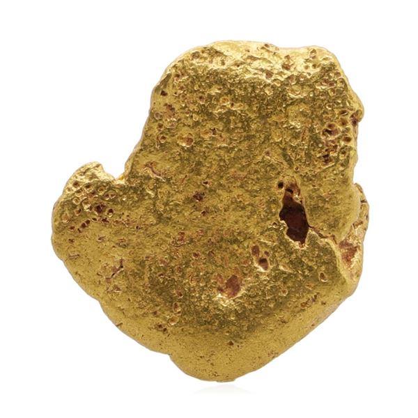 3.63 Gram Australian Gold Nugget