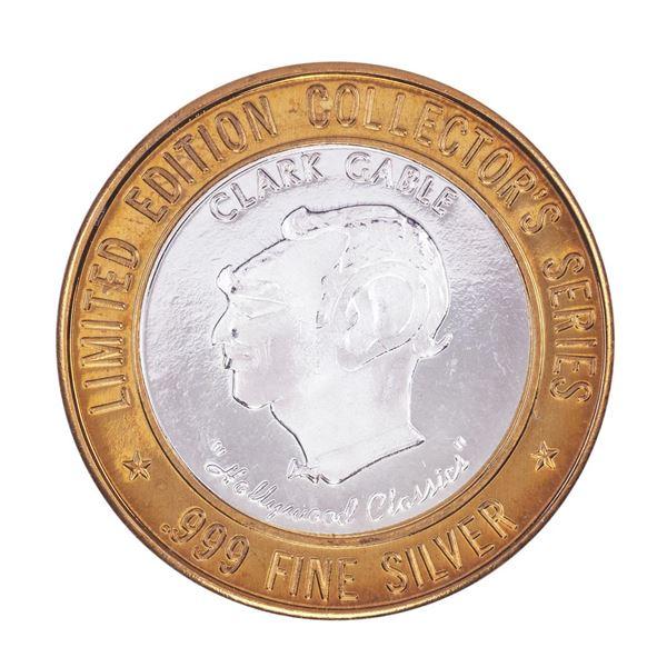 .999 Fine Silver Grand Casino $10 Limited Edition Gaming Token