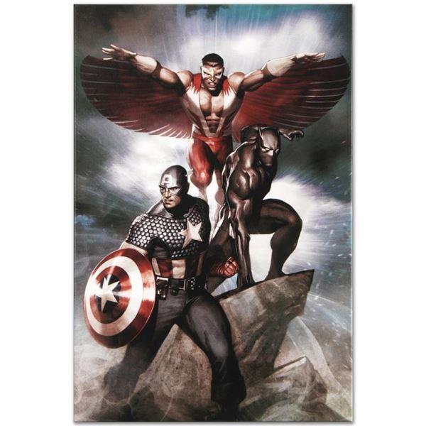 "Marvel Comics ""Captain America: Hail Hydra #3"" Limited Edition Giclee"